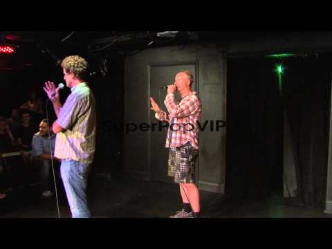 PERFORMANCE: Matt Walsh and Matt Besser joke about audien...