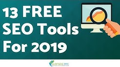 13 Free Search Engine Optimization Tools To Use In 2019 - Free SEO Tools I Use Frequently
