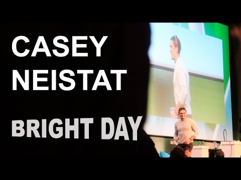 CASEY NEISTAT at BRIGHT DAY Holland!