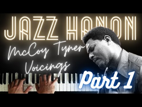 Jazz Hanon No. 1 - Minor Pentatonic Scales - Tutorial on Part 1│Jazz Piano Lesson #16