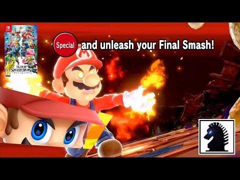 NS Super Smash Bros. Ultimate - Tutorial