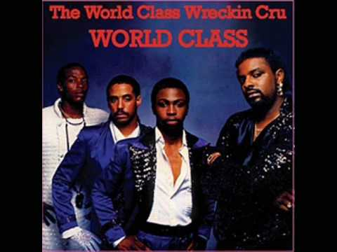 World Class Wreckin Cru - Planet