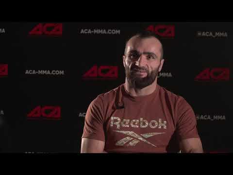 """Магомедрасул Хасбулаев: """"Абдулманап всегда нам говорил - Борьба это наш козырь""""."""