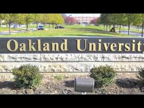 2010 Oakland University Commercial - Campus