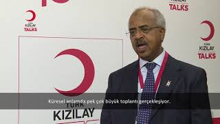 Dr. Abbas Gullet / Secretary General, Kenya Red Cross Society