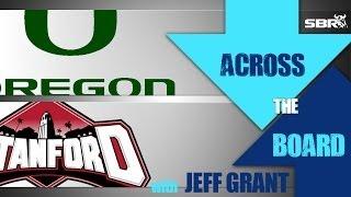 College Football Picks: Oregon Ducks vs. Stanford Cardinal