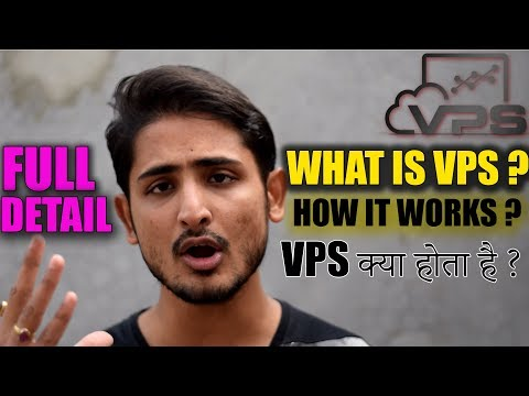 What is VPS and How It Works ?? Complete Detail In Hindi 🔥🔥