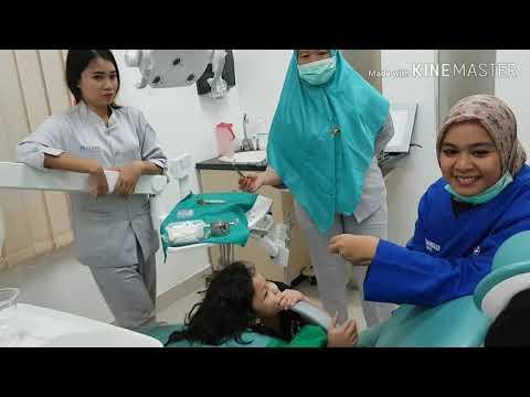 Gregor Berani ke Dokter Gigi Anak Berani Periksa Gigi dan Cabut Gigi ... 3bbabab5e7