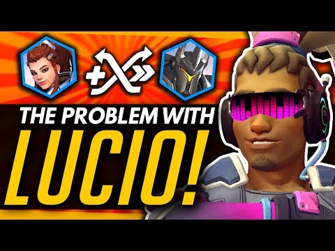 Overwatch | The Problem With Lucio + What Hero 30 Needs To Be (ft Iostux) thumbnail