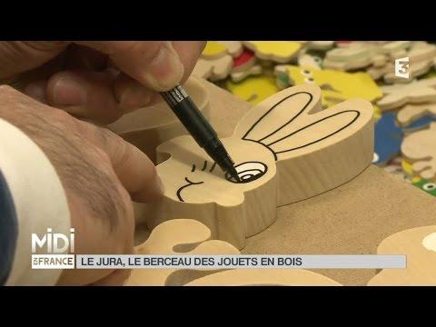 LE FEUILLETON : Le Jura, le berceau des jouets en bois