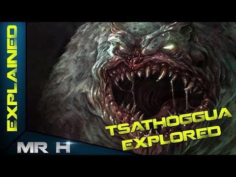 Tsathoggua  Cthulhu Mythos Explained