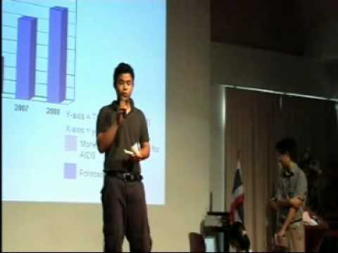 AIDS IN AFRICA by Thai Students