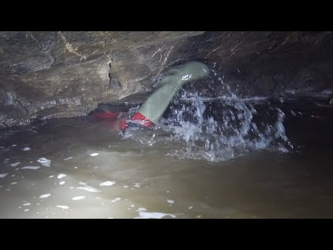 Best Extreme Caving Video Moments 2017 with Dudley Caving Club