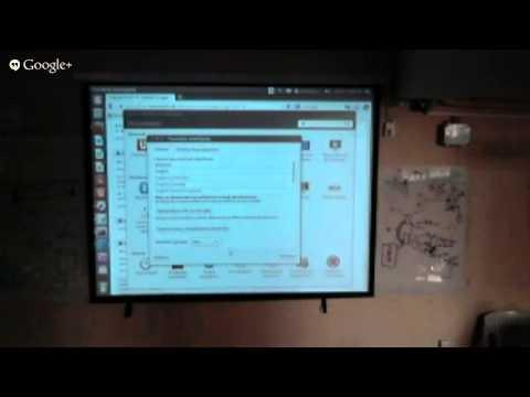 Ubuntu Global Jam S-Series Athens part2