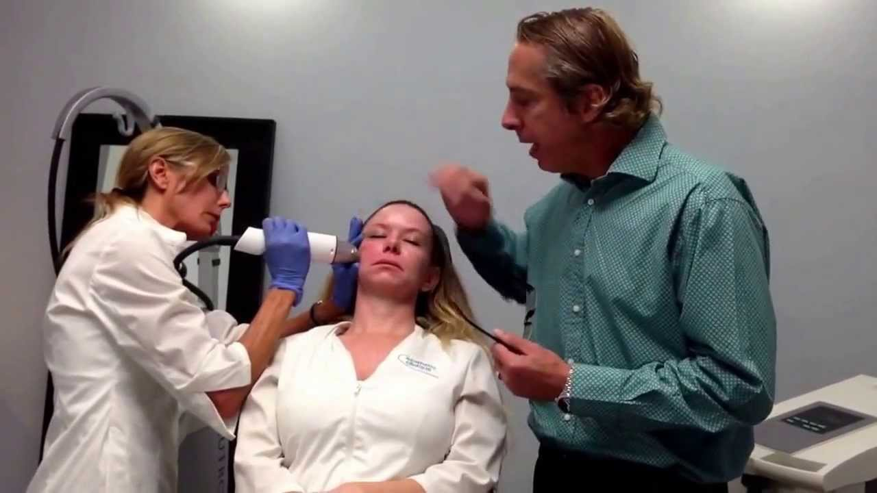 Infini Skin Tightening  Dr Weiner discusses the best RF device, uses  microneedling by Steven Weiner