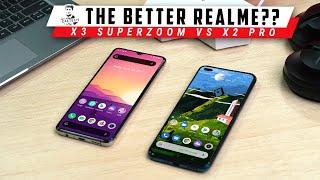 Realme X3 Superzoom Vs Realme X2 Pro - New Release Or Old Flagship???