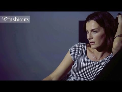 Ayelet Zurer For Golbary  FashionTV