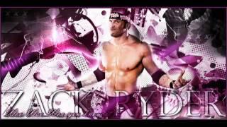 WWE Zack Ryder Theme Song with lyrics