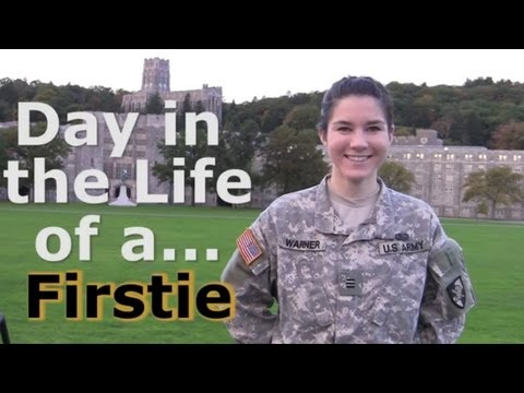 Day in the Life of a West Point Firstie