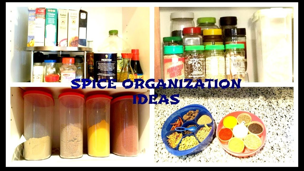 Indian Kitchen Organization Ideas Ii Indian Spice