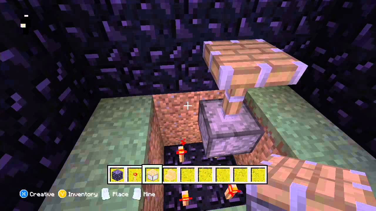 Minecraft xbox 360 furniture decorations youtube for Decoration xbox one