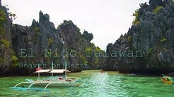 El Nido tour C Secret Beach Hidden Beach Island Hopping Sony Action Cam