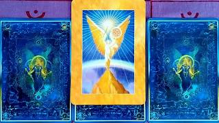 May 14 - 20, 2018 Weekly Angel Tarot & Oracle Card Reading