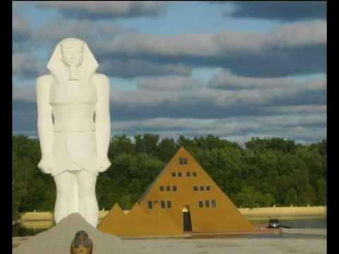 pyramid illinoiswisconsin border youtube