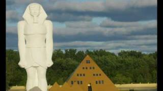 Pyramid Illinois/wisconsin Border