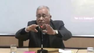 """Edebiyat Fakültesi Konferansları 2 """"Türk Dilinin Tarihi Seyri"""" Prof. Dr. A.Bican ERCİLASUN"""