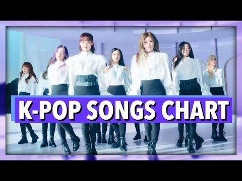 K-POP SONGS CHART  MARCH 2019 WEEK 1
