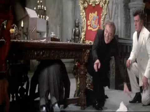 Herbert Lom as Chief Inspector Dreyfus - Part 2/2- Scenes from Pink Panther Movies