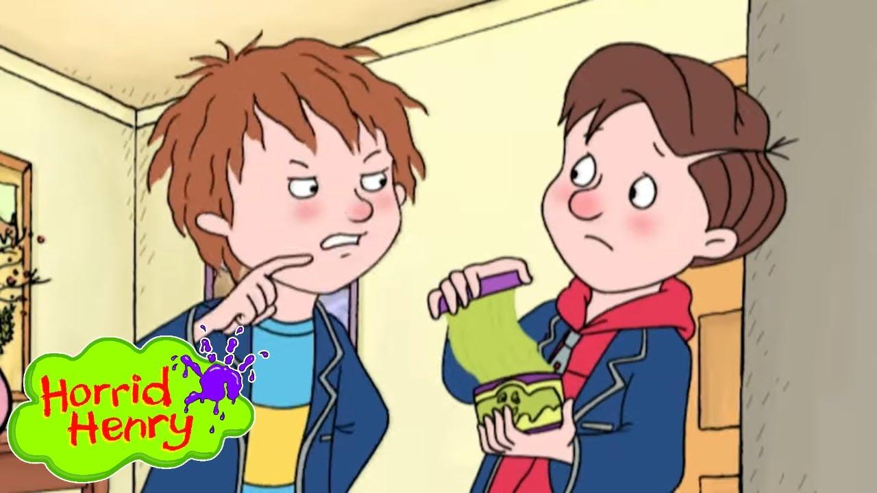 Download Peter is the Boss   Horrid Henry   Cartoons for Children