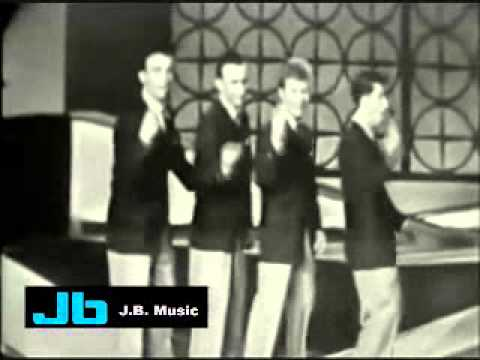 Dion and The Belmonts - I Wonder Why (Dick Clark Saturday Night Beechnut Show   May 24, 1958)