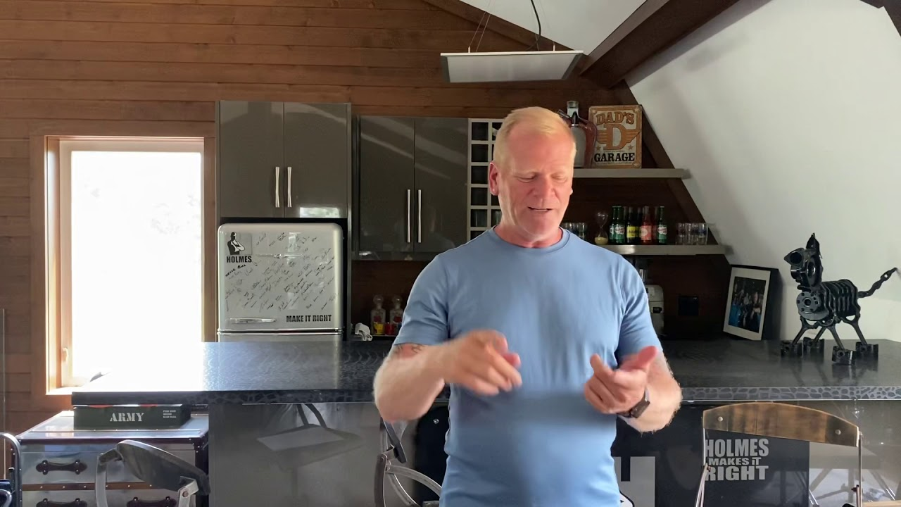 Happy Canada Day from Mike Holmes