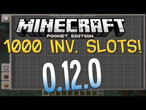 minecraft inv slots