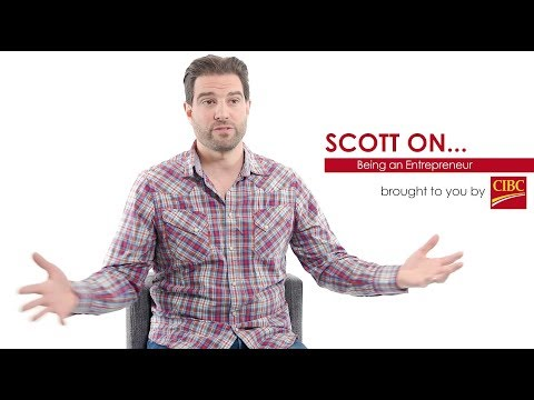 Scott McGillivray on Success: Being an Entrepreneur