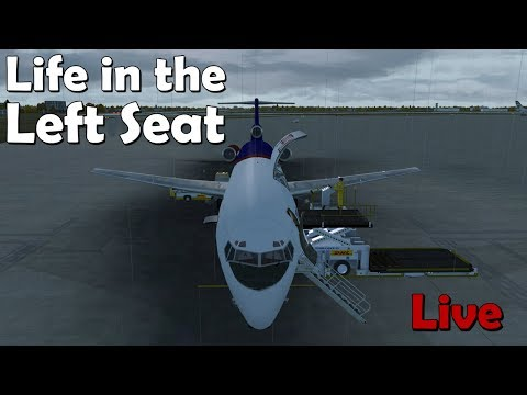 Life in the Left Seat  EIDW - LPPT (Dublin to Lisbon)