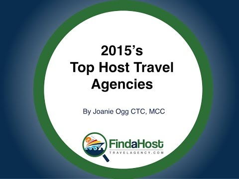The Top Host Travel Agencies in the Travel Industry