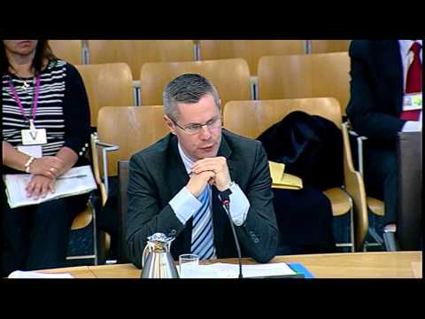 Infrastructure and Capital Investment Committee - Scottish Parliament: 29th April 2015