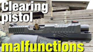 Baixar Clearing semi-auto pistol malfunctions