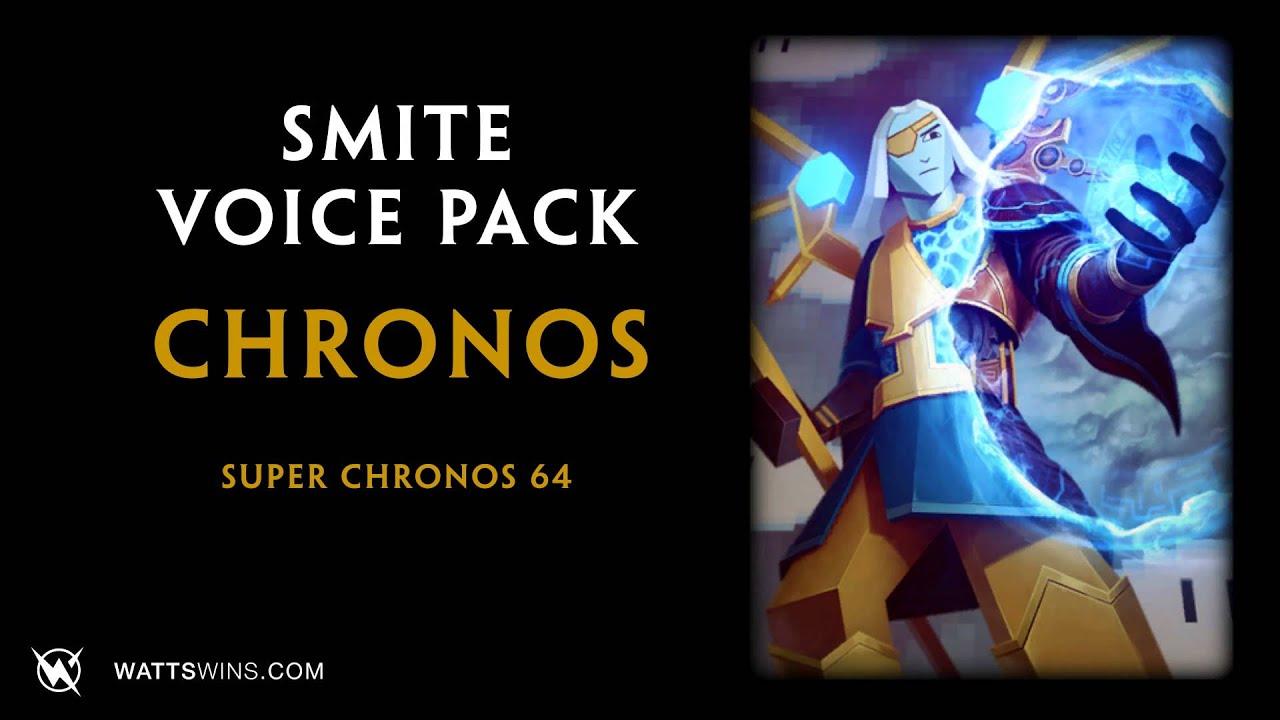Download Smite Chronos - Super Chronos 64 Voice Pack + VGS