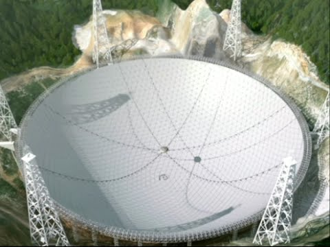 Main Body Structure of World's Largest Single dish Radio Telescope FAST almost Finished