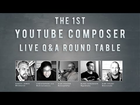 COMPOSER ROUNDTABLE LIVE Q&A