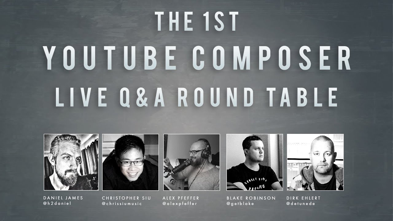 CTO Youtube Composer Roundtable