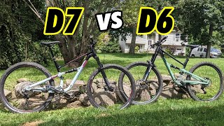 Polygon Siskiu D6 vs D7 | Which Polygon Siskiu mountain bike is right for you?