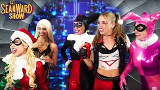 HARLEY QUINN: Into the Harley-Verse! with Spider-Man & Batman | The Sean Ward Show