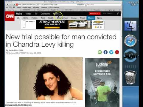 The Real Reason for Chandra Levy's Murder