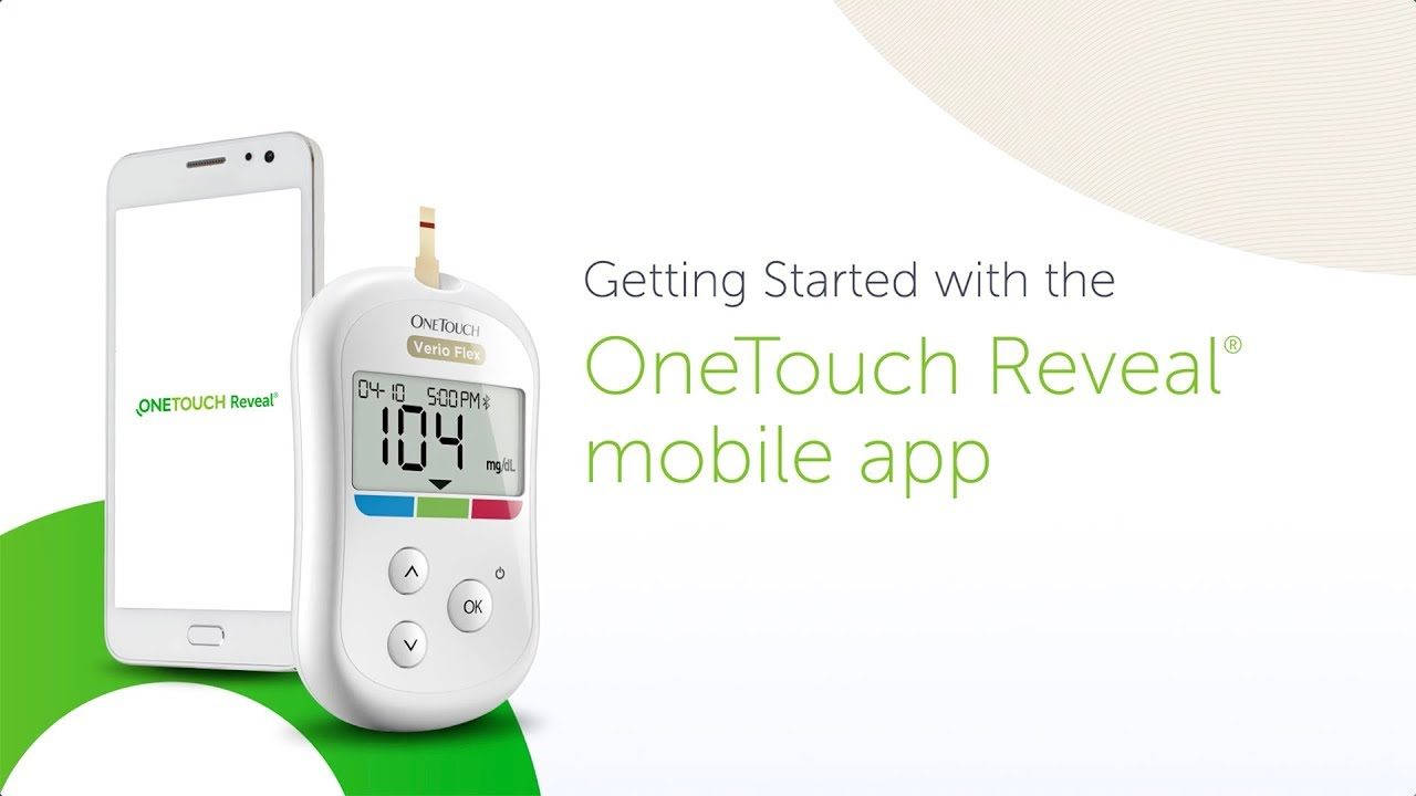 OneTouch Reveal® Mobile and Web Apps | OneTouch®