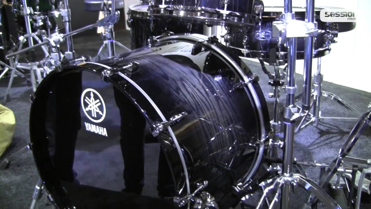 Yamaha Maple Custom Drums Review